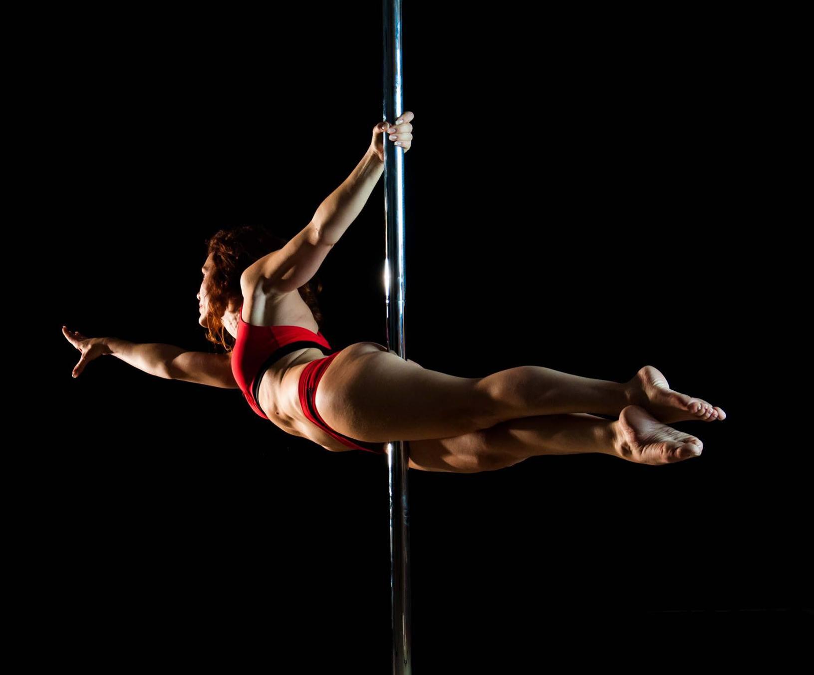 Pole Dance: fatica e positività, Roberta Lonardi e la ricetta per il benessere