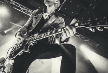 Alessio Garavello: puro Rock dall'oltremanica