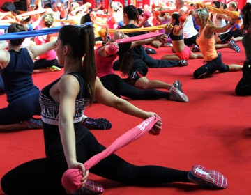 Corso di Rootape Fitness a School of Art Verona