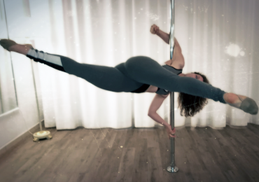 Workshop di Pole Dance con Sarah Ciangola