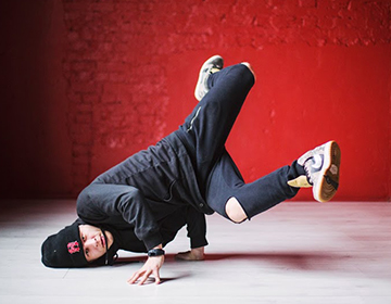 Foto del corso di Break Dance a Verona