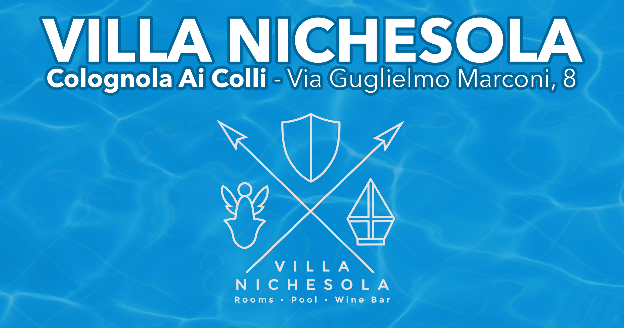 Villa Nichesola, Aquagym - School of Art