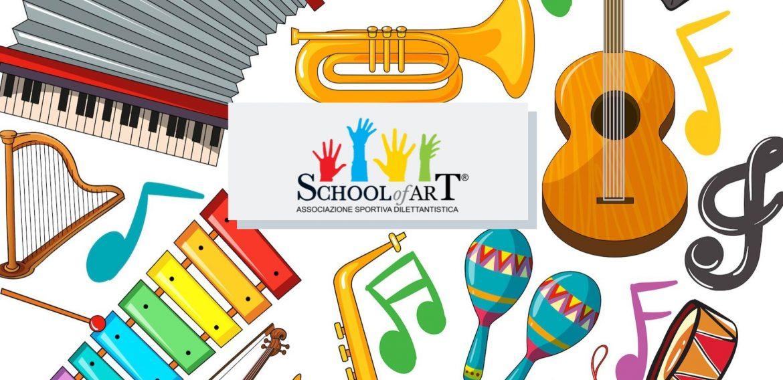 Propedeutica musicale a School of Art®