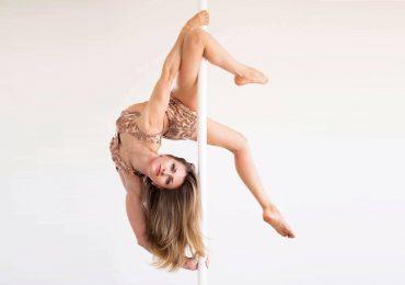 Marina, dalla Russia all'Italia alla scoperta della Pole Dance