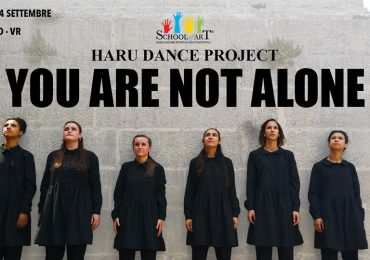 You Are Not Alone: con lo spettacolo di Urban Dance riparte la stagione artistica di School of Art®