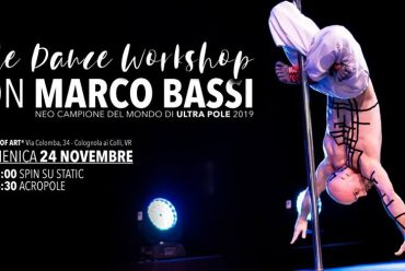 Ultra pole con Marco Bassi