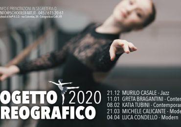 Progetto Coreografico 2019 – 2020