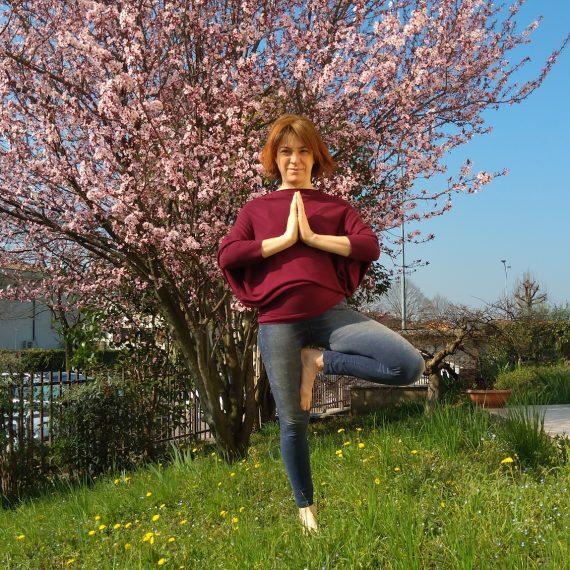 Yoga a casa!