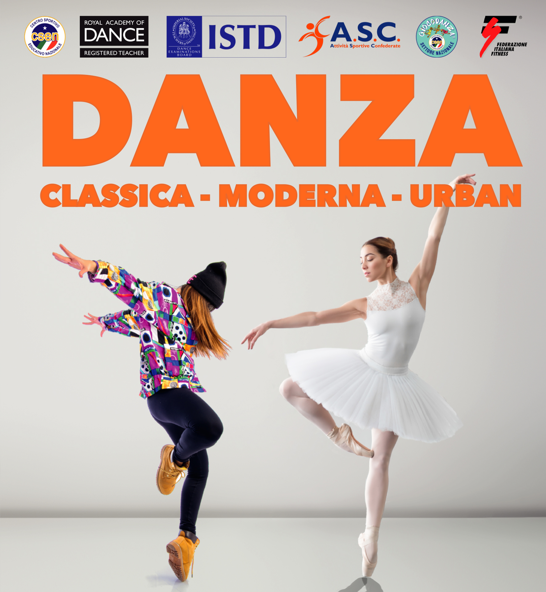 Corsi di Danza School of Art® Verona