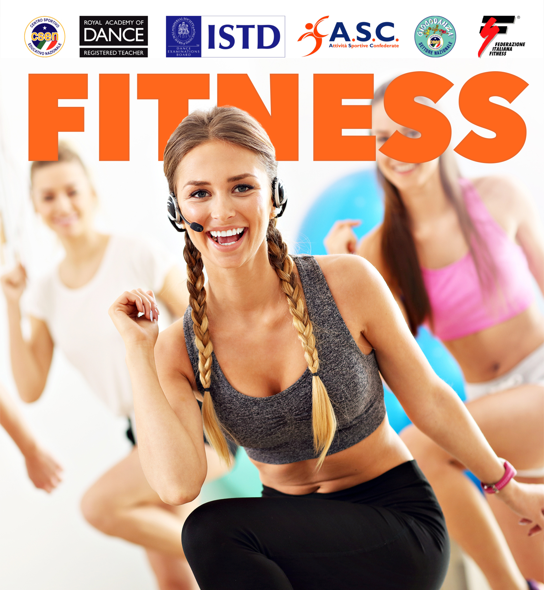 Corsi di Fitness a School of Art® Verona