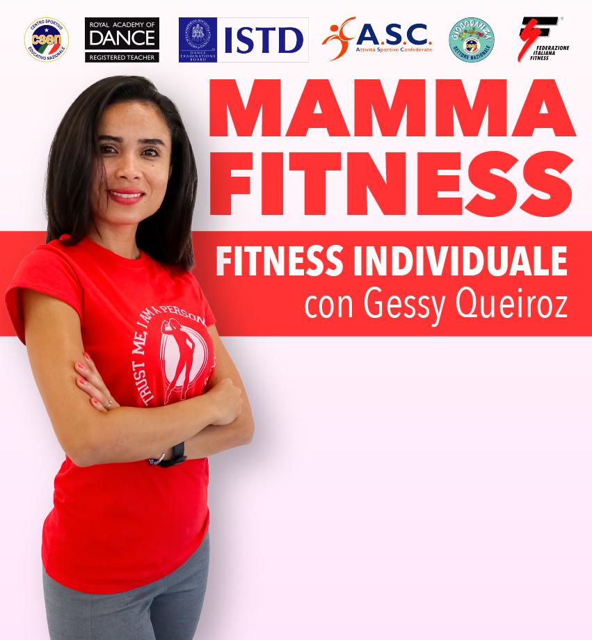 Mamma Fitness, allenamenti personalizzati di fitness individuale rivolte alle mamme (pre-parto e post-parto), con Gessy Queiroz a Colognola ai Colli, Verona - School of Art®