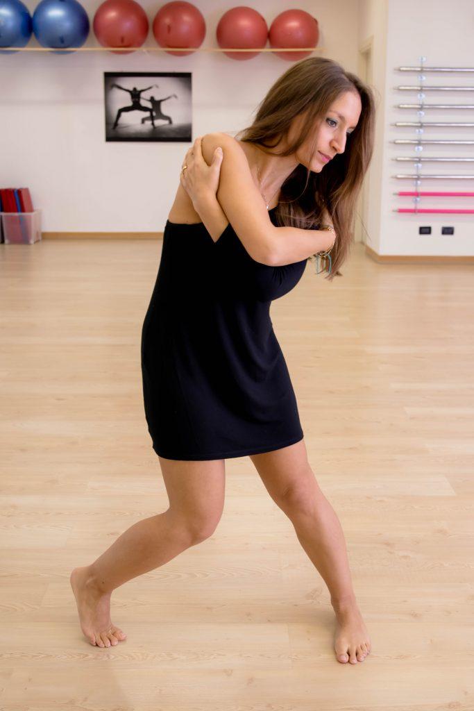 Linda de Pascali, docente di Danza Classica a School of Art® Verona