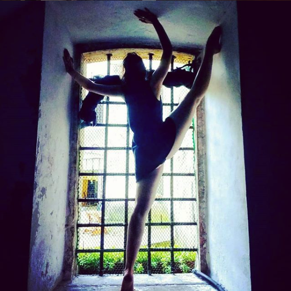 Martina Strapparava, docente insegnante di Danza Classica e Preopedeutica alla Danza (Giocodanza) a School of Art® Verona