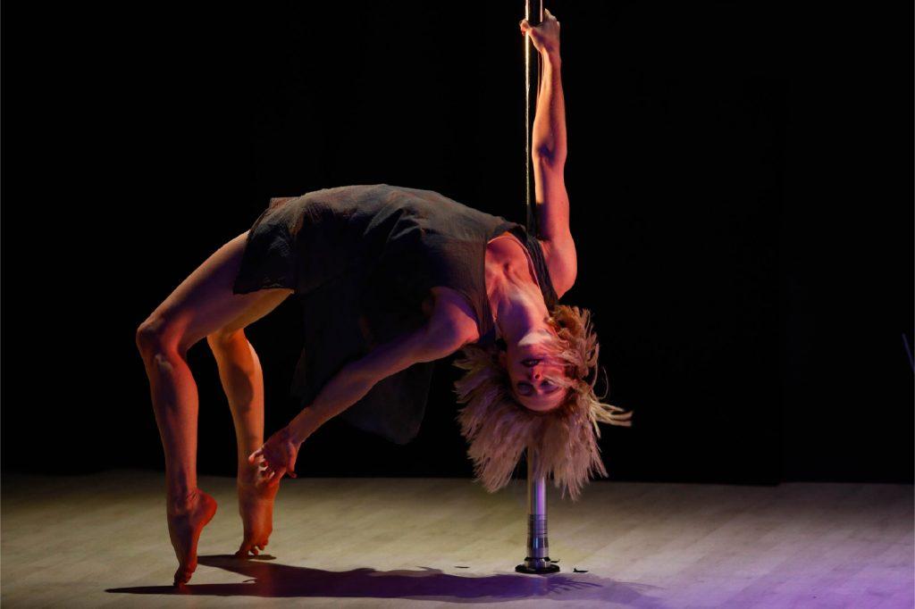 Rosanne Marshall, docente pole dance School of Art® Verona