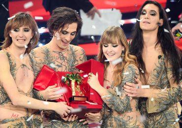 La vittoria dei Måneskin a Sanremo: il presente e il futuro del Rock