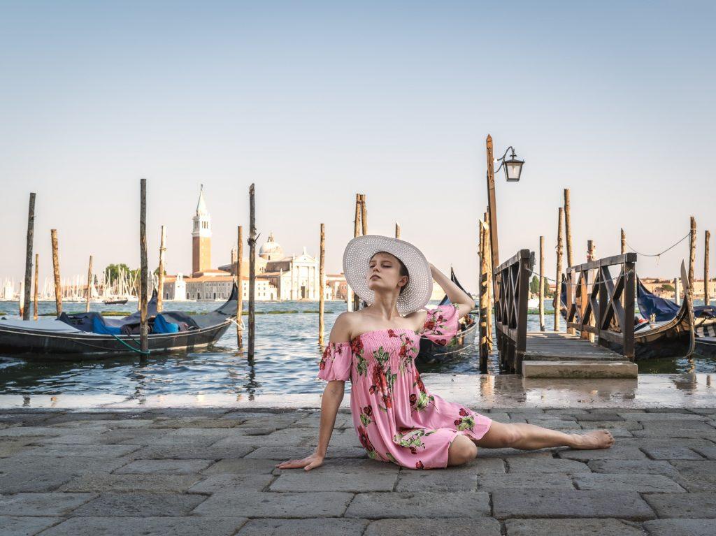 Sofia dal Dosso, insegnante di Danza Moderna presso la sede di Colognola ai Colli (VR) - School of Art