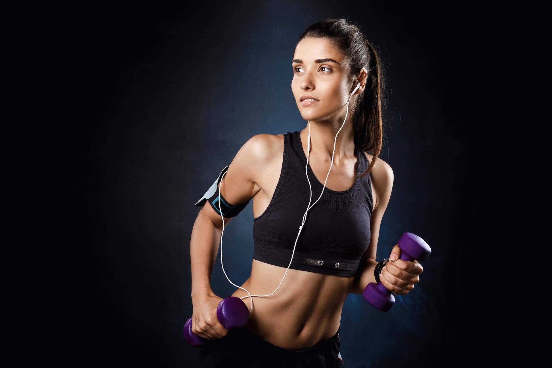 Corsi di fitness - slide