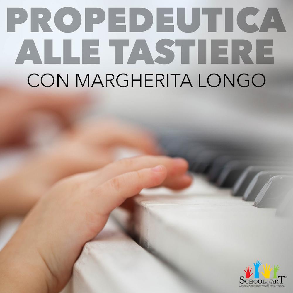 Corso di propedeutica al pianoforte e alle tastiere a Verona, Soave, San Bonifacio, Colognola ai Colli - School of Art®